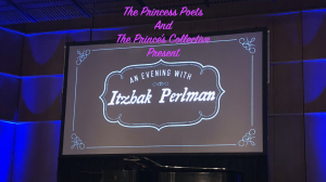 the princess poets and the prince's collective present itzhak perlman