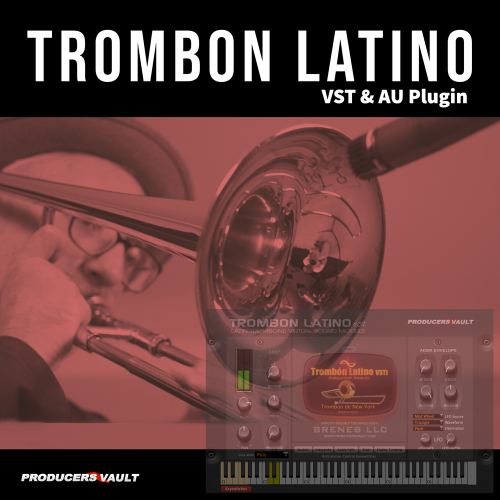 First Additional product image for - Trombon Latino VSTi 2.5.6 (MAC OS) PLUGIN