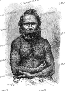a man from south australia, e. ronjat, 1880