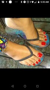 feet fetishs
