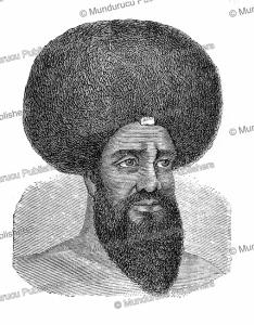 seru thakombau or cakobau (1815-1883), warlord (vunivalu) and king of fiji, richard oberlander, 1873