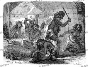howmenonfijitreattheirwomen,richardoberlander,1873