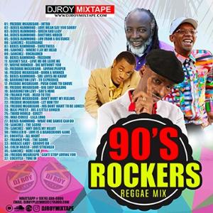 Dj Roy 90's Rockers Reggae Mixtape | Music | Reggae