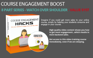course engagement boost