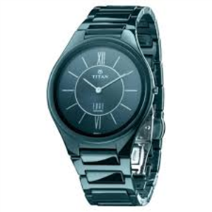 titan edge ceramic - slimmest ceramic analog watch