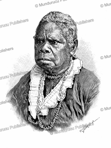 Truganini (1812 – 1876) was probably the last full-blooded Aboriginal Tasmanian, Thiriat, 1887 | Photos and Images | Travel