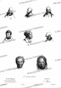 natives of new holland and tasmania, louis auguste de sainson, 1830