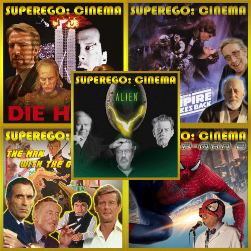 First Additional product image for - Superego Cinema: Marathon Package