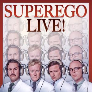 Superego Live: Riot LA • 1/17/15 | Audio Books | Comedy