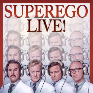 Superego Live: Bell House NY • 6/24/15 | Audio Books | Comedy