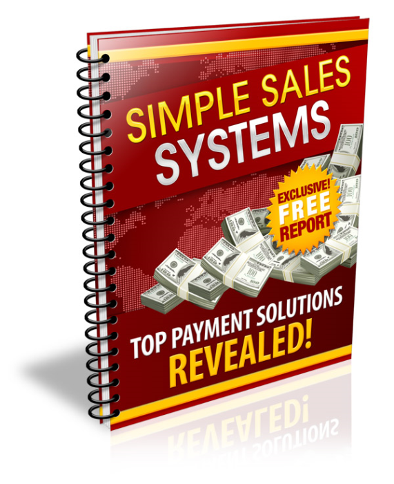 First Additional product image for - Simple Sales Systems