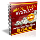 Simple Sales Systems | eBooks | Business and Money