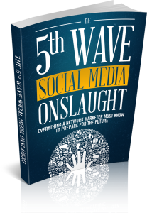 The 5th Wave Social Media Onslaught | eBooks | Business and Money