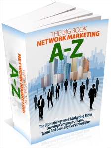 the big book networking marketing a-z