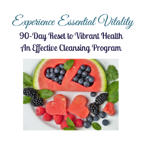 experience essential vitality 90-day reset