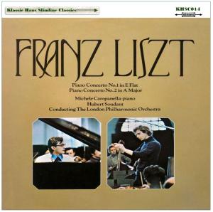 liszt: piano concerti nos. 1 & 2 - michelle campenella/lpo/hubert soudant