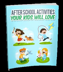after school activities your kids will love