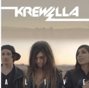 alive- krewella