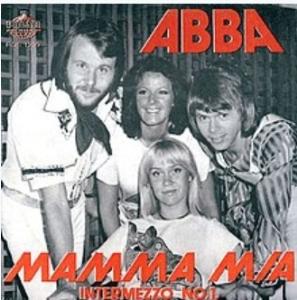 abba- mamma mia