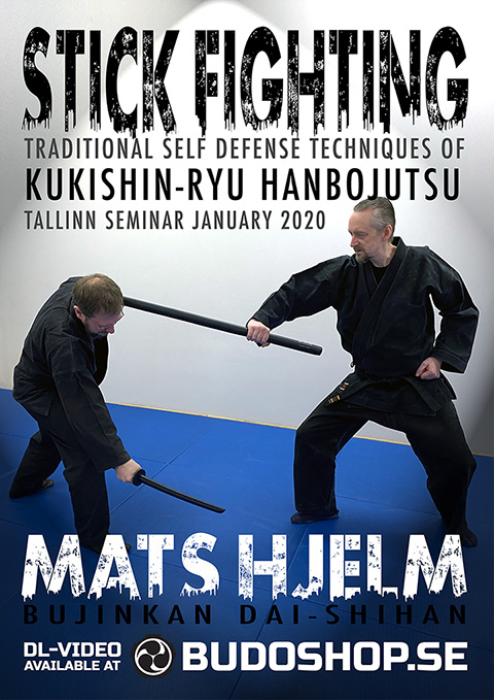 First Additional product image for - STICK FIGHTING, Traditional Self Defence Techniques w MATS HJELM (Extended Version)