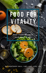Food For Vitality Recipe Book | eBooks | Food and Cooking