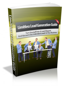 Limitless Lead Generation Guide | eBooks | Business and Money