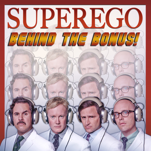 First Additional product image for - Superego: Behind The Bonus: Season 4: Part 1