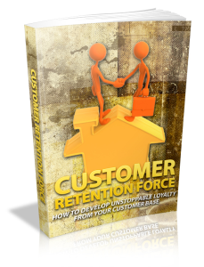 Custom Retention Force | eBooks | Business and Money
