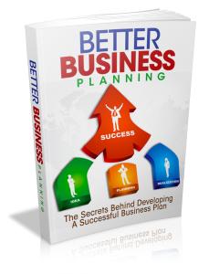 better business planner
