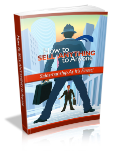 How to Sell Anything to Anyone | eBooks | Business and Money
