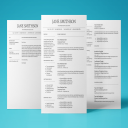 Callisto Resume Template | Documents and Forms | Resumes