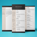 Europa Resume Template | Documents and Forms | Resumes