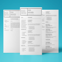 Pandora Resume Template | Documents and Forms | Resumes