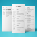 Proxima Resume Template | Documents and Forms | Resumes