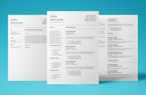 Titan Resume Template   Documents and Forms   Resumes