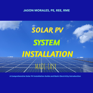 solar pv system installation made easy