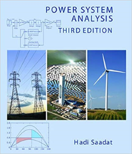 power system analysis hadi saadat solution manual
