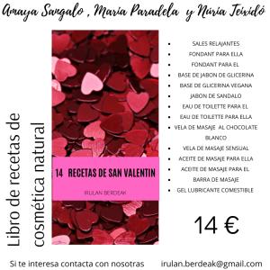 Recetas de San Valentín | Other Files | Arts and Crafts