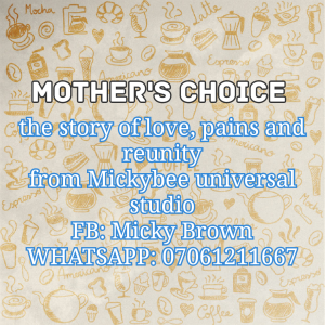 Mother's Choice | eBooks | Fiction