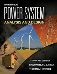 power system analysis by glover, sarma and overbye