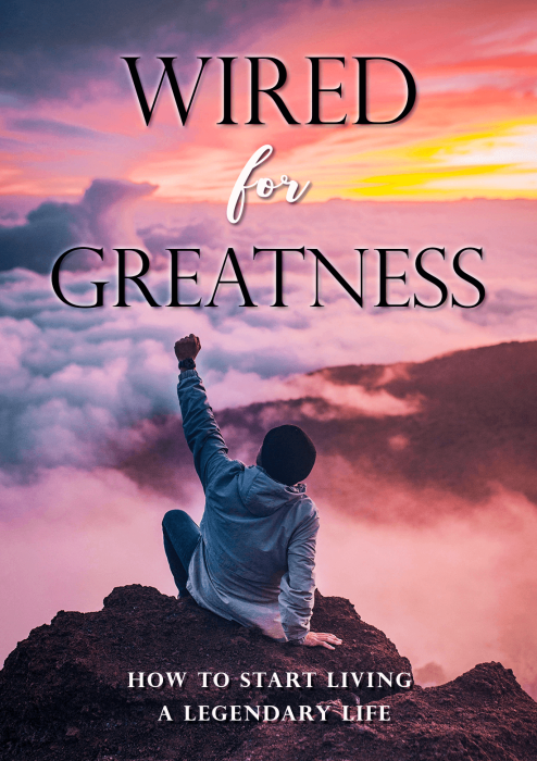 First Additional product image for - Wired For Greatness