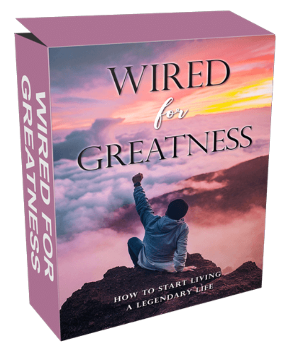 Second Additional product image for - Wired For Greatness