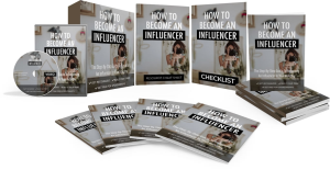 How to become  an influencer | eBooks | Business and Money