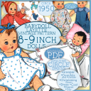 Baby Doll Clothing Circle Dress 5inch 8800 | Crafting | Sewing | Other