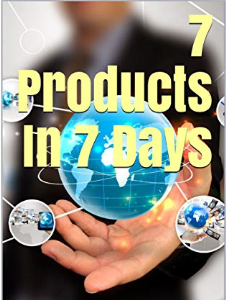 7 products 7 days