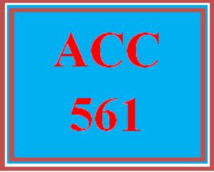 ACC 561 Wk 3 Discussion – Ratio Analysis | eBooks | Education