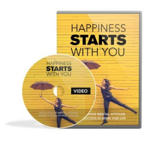 happiness starts with you video