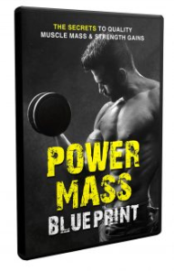 Power Mass Blueprint  Video With Audio | Movies and Videos | Sports