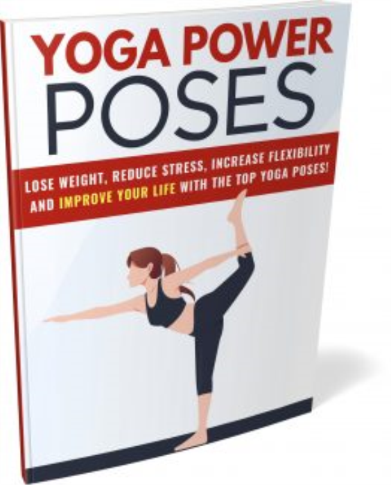 First Additional product image for - Yoga Power Poses