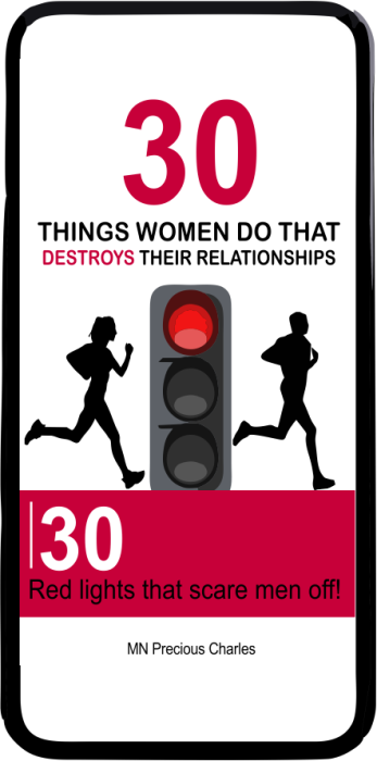 First Additional product image for - 30 Things Women Do That Destroys Their Relationship